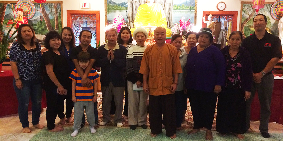 APSA at Ingalls participated in a community meeting hosted by Asian Americans for Change (AAFC).